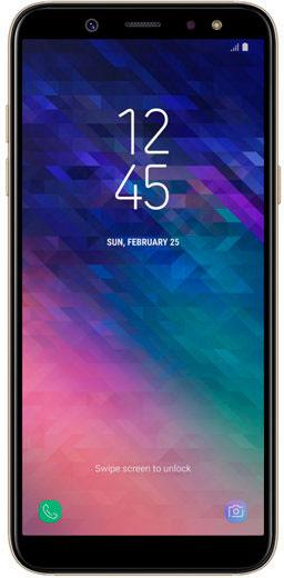 Разблокировать телефон Samsung galaxy A6 SM-A600F от региональной блокировки кодом