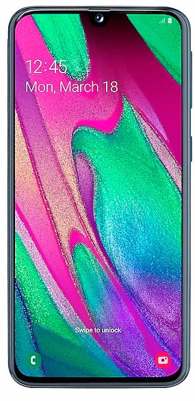 Разблокировка, прошивка Samsung galaxy A40 SM-A405F