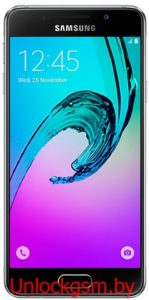 Разблокировка телефона Samsung Galaxy A310F