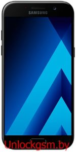 Разблокировка-Разлочка телефона Samsung Galaxy A5 16 17